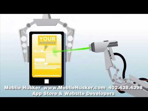 Mobile Husker APP Store Pros Lincoln Nebraska