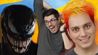 Venom - Don't Believe The Lies ( review feat. Lasercorn)