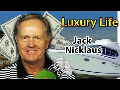 Jack Nicklaus Luxury Lifestyle | Bio, Family, Net worth, Earning, House, Cars