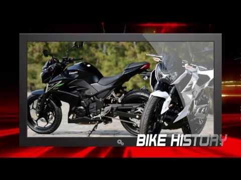 กิ๊กกับไบค์ GiGuBike Ep43 1/4 bike history: KAWASAKI Z250