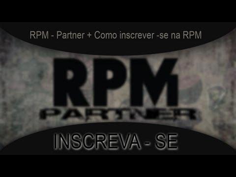 RPM - Partner + Como inscrever -se na RPM