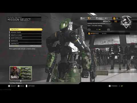 TOP IW PLAYER PLAYS PUBS!! COME CHAT