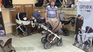 видео Anex Sport (2 в 1)