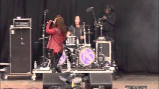 Rock Sugar, Live, Download 2011, Shook Me Like A Prayer