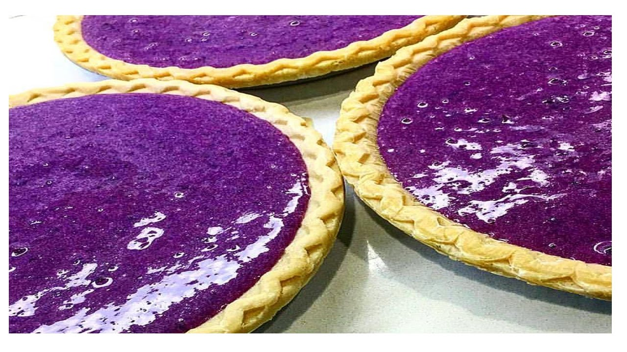 The Best Old Fashioned Southern Purple Sweet Potato Pie Subscribe