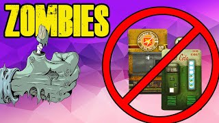 NO SPEED, NO DOUBLE TAP?...NO PROBLEM! (Call of Duty Black Ops Zombies)