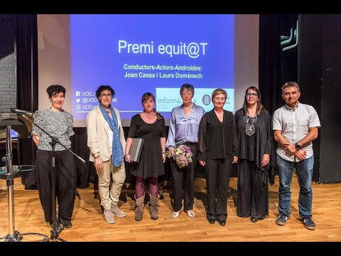 Crònica Premis equit@T 2018