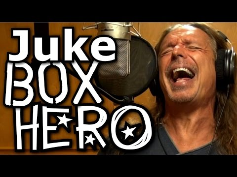 Ken Tamplin - Juke Box Hero - Foreigner - Cover