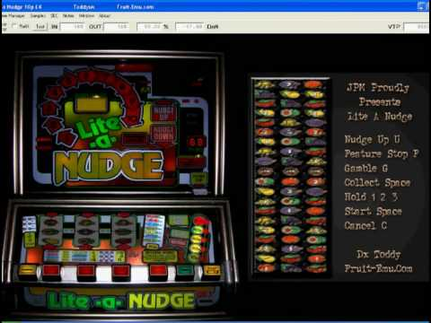 Nudge Slot Machines
