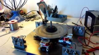 moteur magnetique