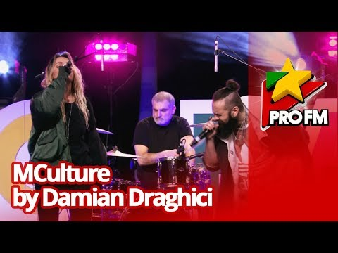 MCulture by Damian Draghici - Ochii tai (Silviu Pasca) | ProFM LIVE Session