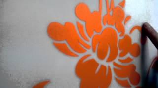 наклейки на стены или виниловые наклейки(Декоративные наклейки из виниловой пленки для любого интериера. Наклейки для стен, мебели, стекл, дверей..., 2012-07-07T21:48:23.000Z)