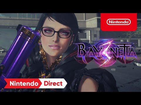 First Look at Bayonetta 3 Gameplay – Nintendo Switch