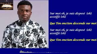 Jonathan Gambela - Onction Lyrics