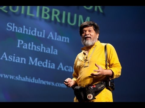 Shahidul Alam: Photography's power - YouTube