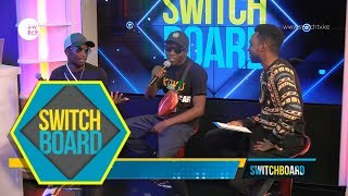 Download Sami Flinch calms down Wakadinali during their controversial interview Mp3 and Videos