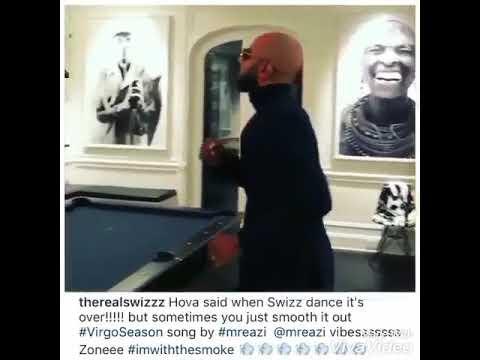 Download Swizz beat dancing to Mr eazi song