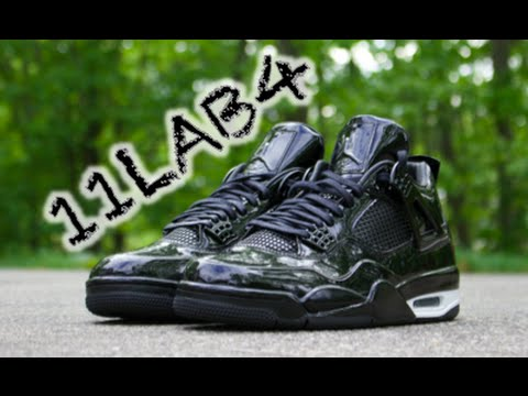 sale retailer 13d90 a01e9 Air Jordan 11LAB4