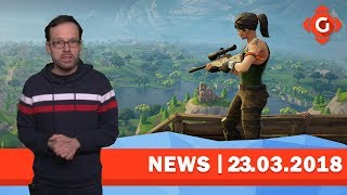 Fortnite: Does PUBG have to give up the throne? The Elder Scrolls Online: Play now for free! | GW-NEWS