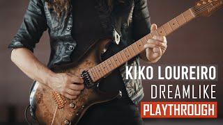 Kiko Loureiro - Dreamlike - Playthr...