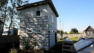 Как построить небольшой,бюджетный дом ч.9 (окна)(, 2017-07-26T04:42:09.000Z)