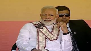 Jharkhand: PM Narendra Modi lays foundation stone and inaugurates development Projects at Hazaribagh