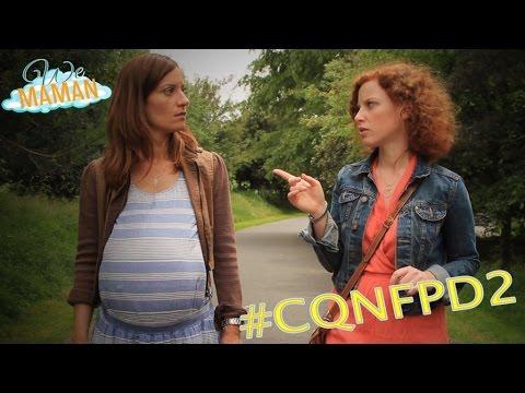 Ce qu'il ne faut pas dire à une femme enceinte - We Maman