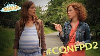 Repeat youtube video Ce qu'il ne faut pas dire à une femme enceinte - We Maman
