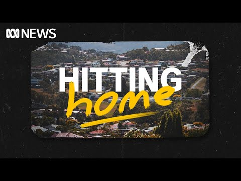 Hitting home: The battle for secure housing in Tasmania's hot property market | ABC News