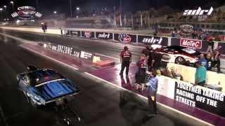 2015 Arabian Drag Racing League Round 1 - Highlights