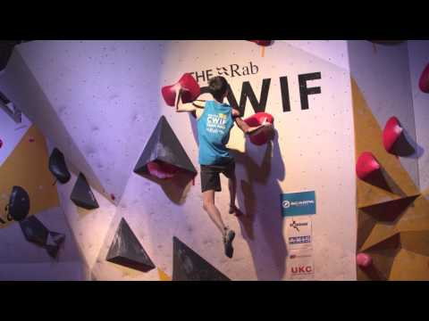 The Rab CWIF 2017 - Men's Problem 2