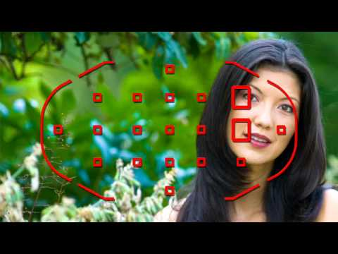 Canon EOS 7D - Automatic AF Point Selection 1/16