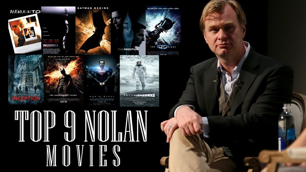 christopher nolan director or something more The films of christopher nolan explored in a sweeping 4-hour video essay:  memento, the dark knight, interstellar & more  series on vimeo, devotes hours  to exploring the filmographies of some of cinema's great auteurs.