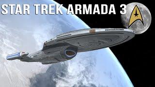 STAR TREK Armada 3 | FEDERATION - EP 1 | VOYAGER!