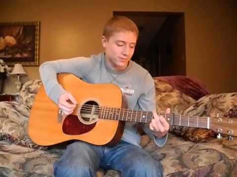"""""""Whatever She's Got"""" by David Nail - Cover by Timothy Baker"""
