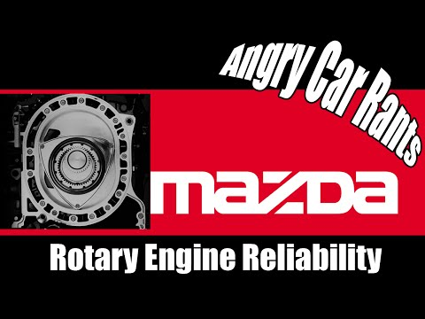 Angry Car Rants #3 - Rotary Engine Reliability