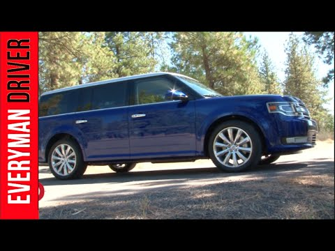 Here's the 2013 Ford Flex AWD Review on Everyman Driver