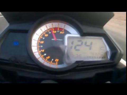 Benelli 150cc topspeed 132kmh