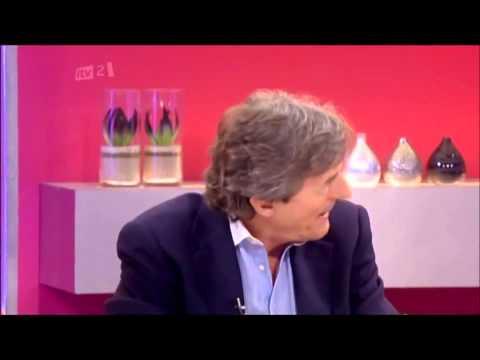 Nigel Havers on Loose Women
