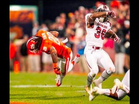 Highlights: D.J. Swearinger - South Carolina Football