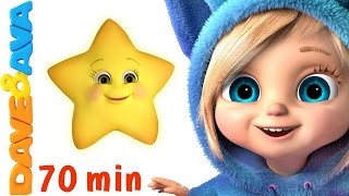 🌟 twinkle twinkle little star song more baby songs and nursery rhymes by dave and ava 🌟