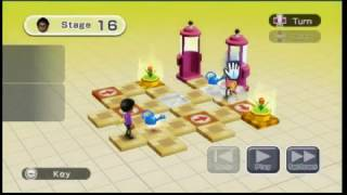 Wii Party-Garden Gridlock (All Levels)