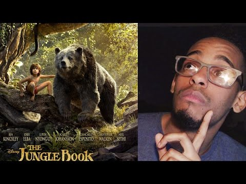 "Disney's The Jungle Book - Movie Review ""THIS is how It's Done!"""