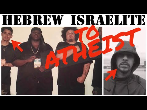 Hebrew Israelite ... to ATHEIST?!?! | Vocab Malone | San Miguel TV | Backpack Radio LIVE!