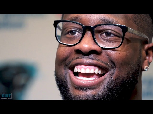 They Know What Time It Is: Why Gerald McCoy Chose Carolina