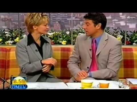 Esther Mcvey [GMTV] - 1999 Martine Mccutcheon Interview.
