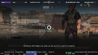 Metal Gear Survive New Game Any% Speedrun