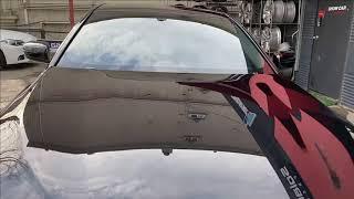 BMW 530i 블랙 사파이어 후퍼옵틱 클래식 틴팅