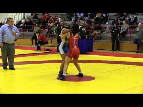 2015 Nordhagen Classic: 53 kg Jessica Medina vs. Nikkie Brar