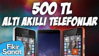 500 TL Altı Cazip Akıllı Telefon Önerileri (2017)
